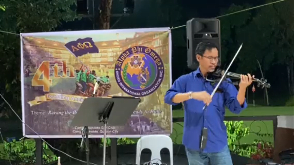 APO United 4th Founding Anniversary Musical Performances